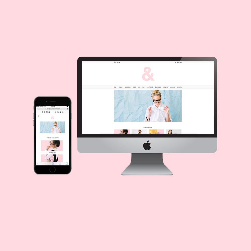 apparell_website
